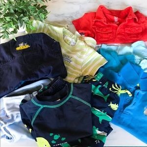 Baby Boys 18 Month Clothing Bundle